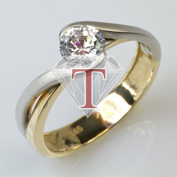 Verenički prsten žuto zlato 7e937860844