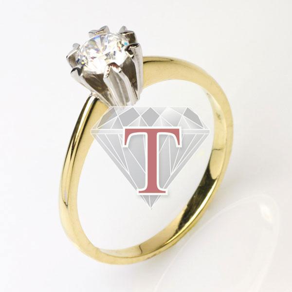 Verenički prsten od žutog zlata 56952578273